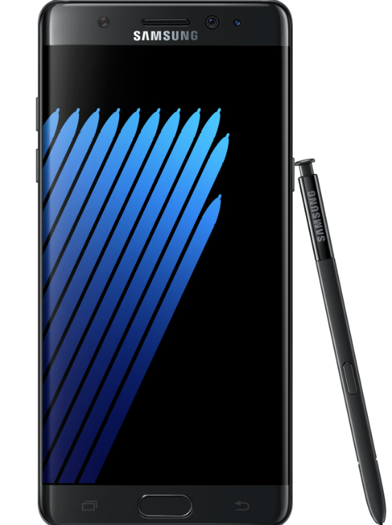 Samsung Galaxy Note 7 official