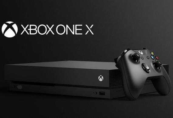 Xbox One X official