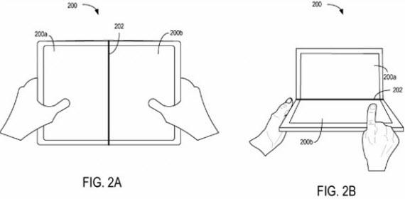 microsoft surface-phone patent
