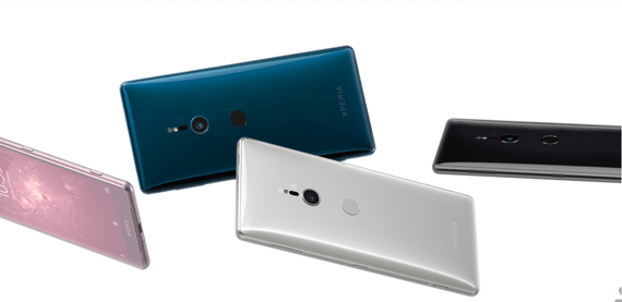 sony xperia xz2 official renders 6