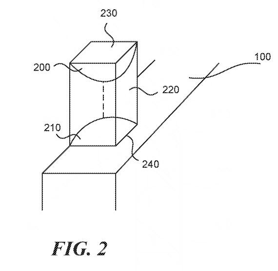 essential pop up camera patent 2