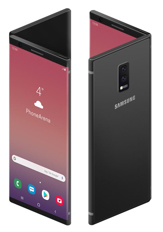 Θα έχει ή όχι εύκαμπτη οθόνη το πρώτο αναδιπλούμενο smartphone της Samsung;