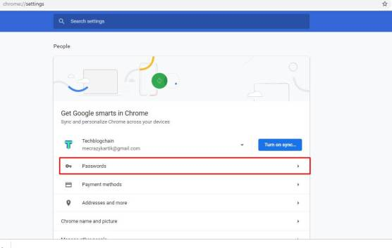 How To Find Where Does Google Chrome Store Passwords?