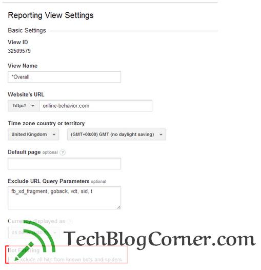 bot-filtering-google-analytics-techblogcorner