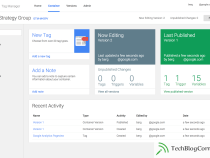 New Google Tag Manager API rolled out with more features