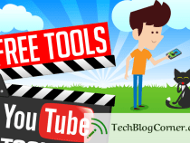 Free Tools For Your YouTube [#INFOGraphics]
