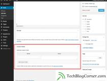 How to add custom field in wordpress post
