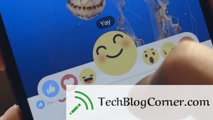 Facebook-yay-reaction-emoji-techblogcorner