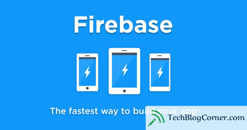 firebase by google