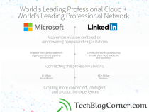 Big News – Microsoft to acquired LinkedIn in $26.2 Billion in Cash