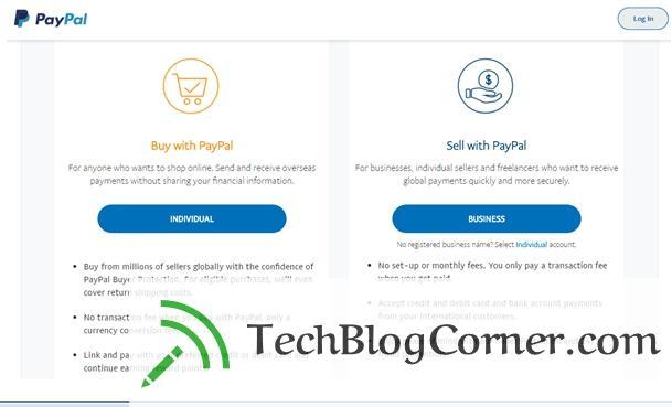 paypal-login-techblogcorner