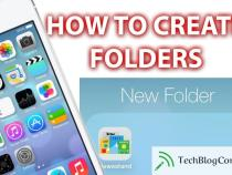 How to Make Folders and Group Apps on the iPhone