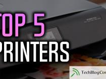 Top 5 Printers for Home Use