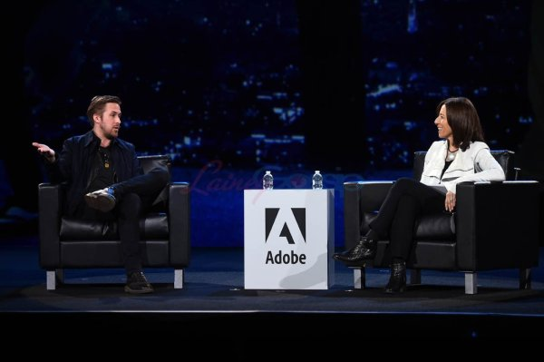 Adobe Summit - Ryan Gosling