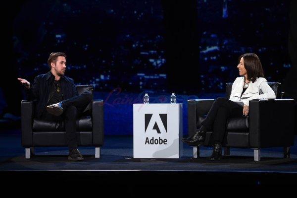 Adobe Summit - Ryan Gosling