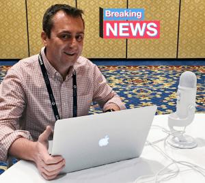 Neil Hughes - Tech Blog Writer - Adobe Summit 2017