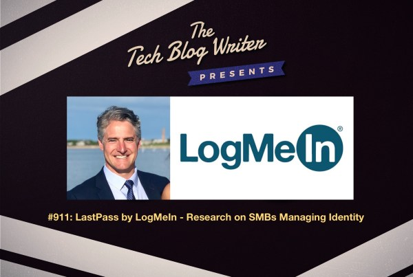 LogMeIn Tech Blog Writer Podcast