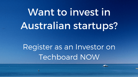 Want to invest in Australian startups-