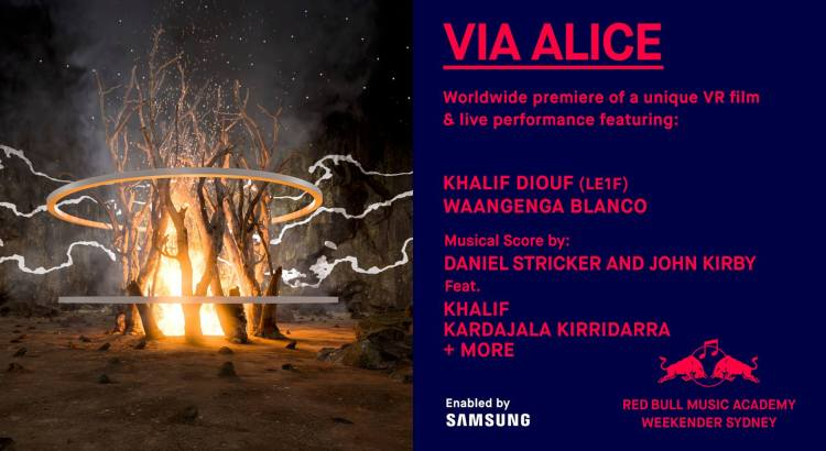 a5c203a701 Red Bull Music Academy Weekender to premiere Virtual Guest's 'VIA ...