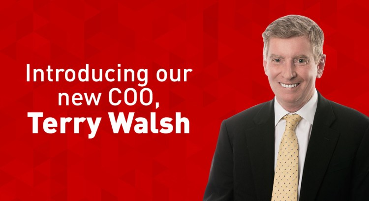 Terry Walsh, Red Piranha COO