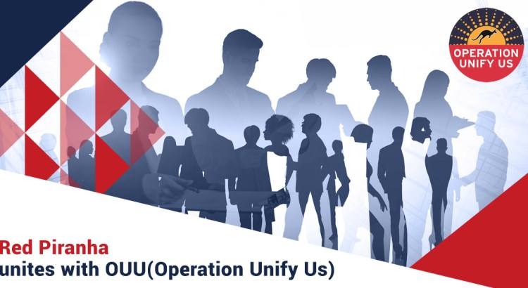 Red Piranha unites with OUU to close the Australian cybersecurity skill gap for our First Nation & Defence Veterans