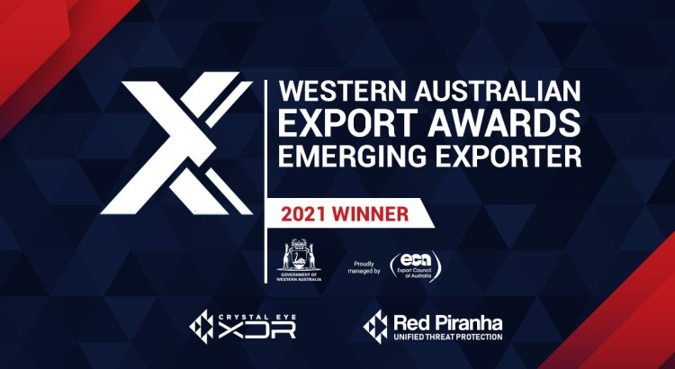 RED PIRANHA RECOGNISED AS ONE OF WESTERN AUSTRALIA'S LEADING EXPORTERS IN LATEST WIN