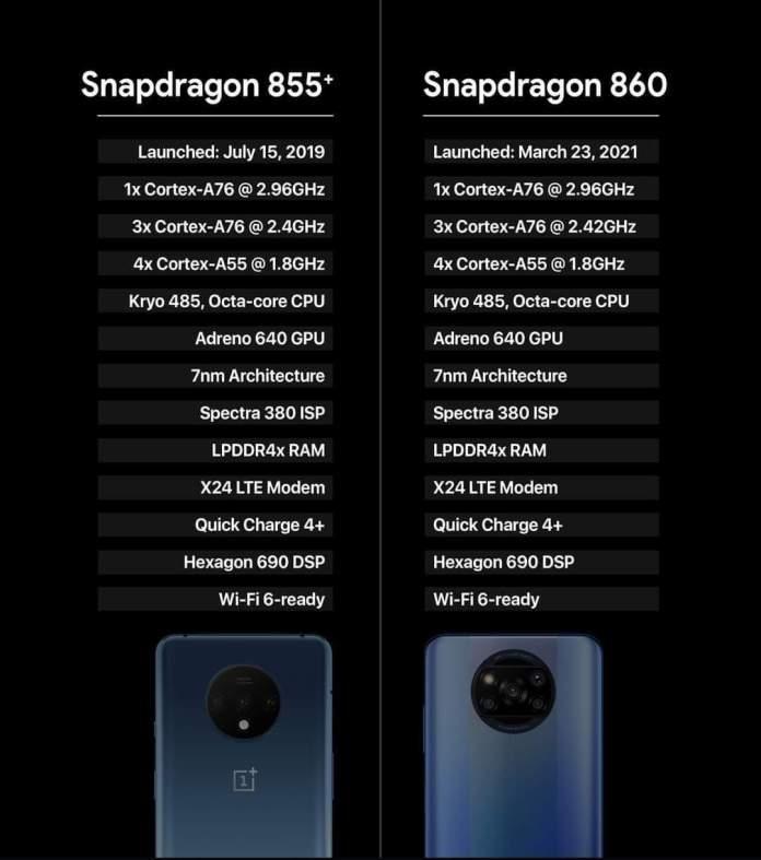 snapdragon 860