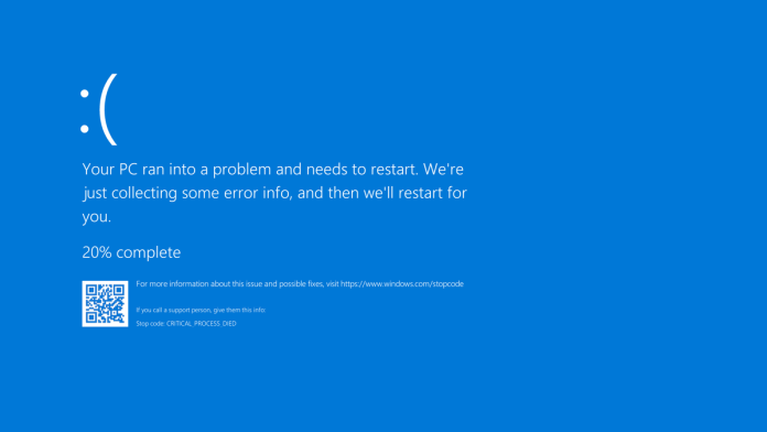 """""""Blue Screen Of Death"""" becomes """"Black Screen Of Death"""" in Windows 11 Insider Preview"""