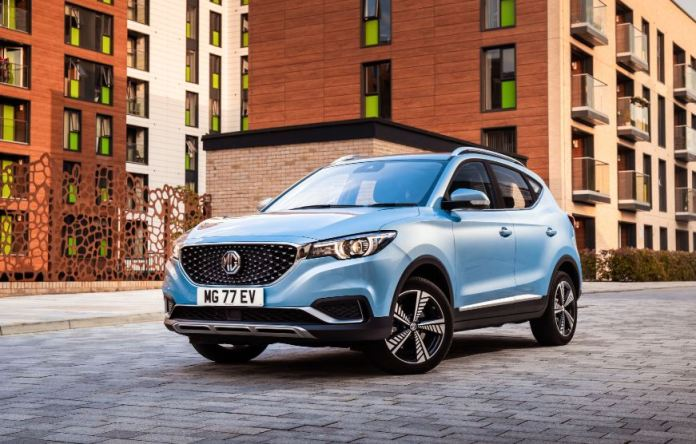 MG ZS EV Is Pakistan's Most Affordable Electric SUV
