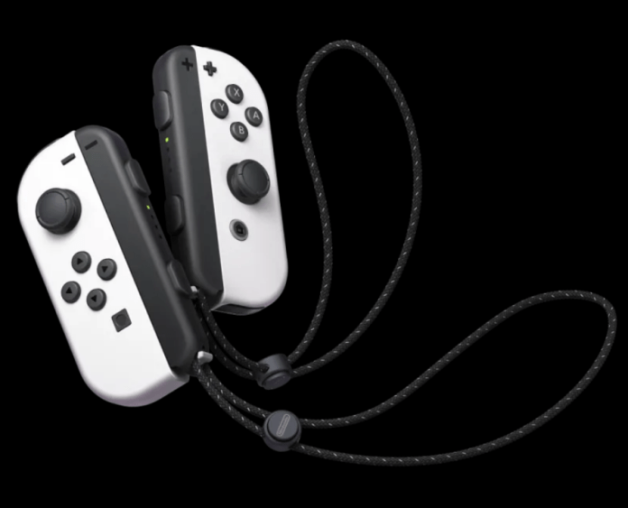 Will old Joy-Cons work on the Nintendo Switch OLED?
