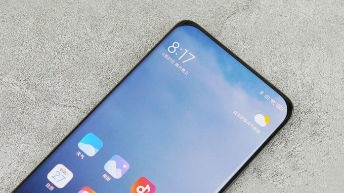 Xiaomi Mi Mix 4 Leaks