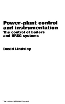 POWER-PLANT CONTROL AND INSTRUMENTATION DAVID LINDSLEY PDF