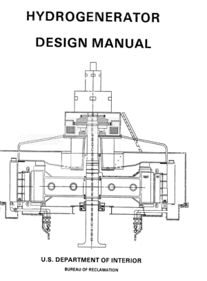HydroGenrator Design Manual