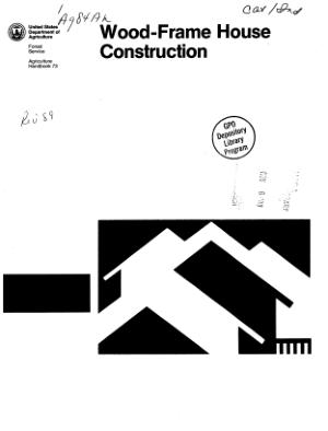 The Lightweight Steel Frame House Construction Handbook