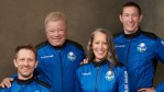 William Shatner Sets Record In Space With Blue Origin Space Flight