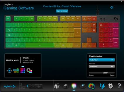 Logitech G513 Carbon Logitech Gaming Software (3)