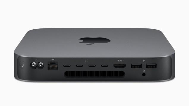 Apple Mac mini (2018)3