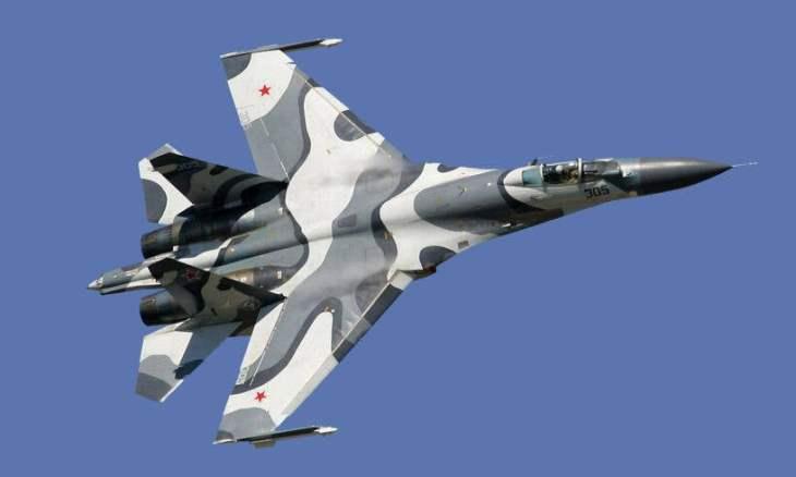 O Su-27 (foto: Dmitriy Pichugin/Wikimedia)