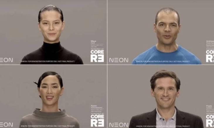 """Samsung quer produzir """"humanos artificiais"""""""