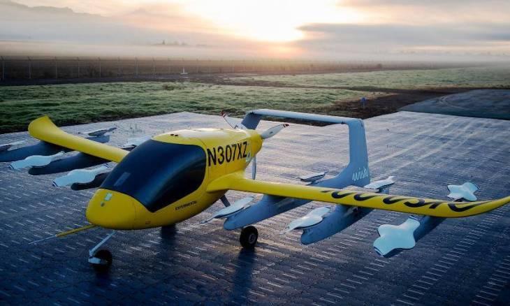 Táxi autônomo voador fará testes com passageiros