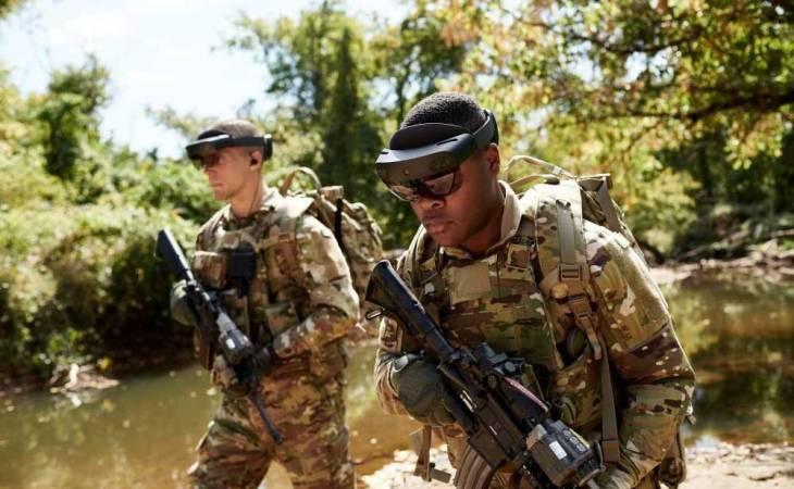 Os soldados estarão mais bem informados e poderão atuar no campo de batalha enquanto se beneficiam de melhor cobertura e proteção