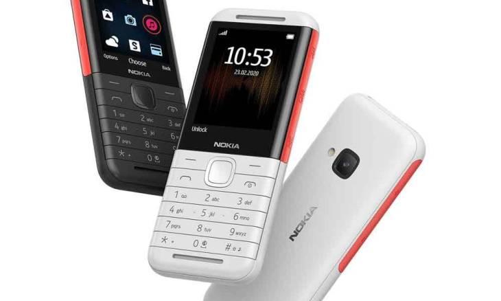 Nokia relança o 5310 XpressMusic, em versão repaginada por 39 euros