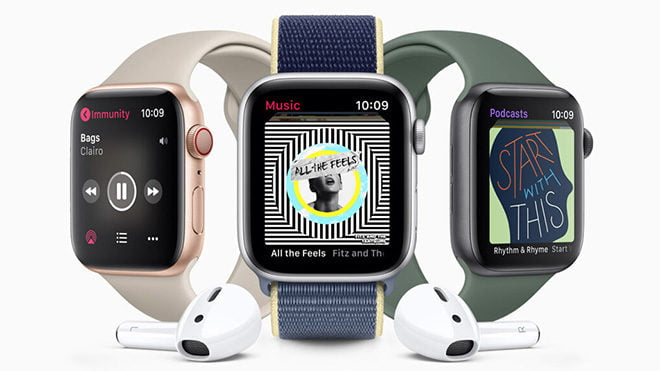 Expected features of Apple Watch Series 6 and SE 2020