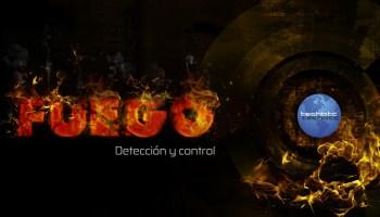 Sistemas de detección y control de fuego