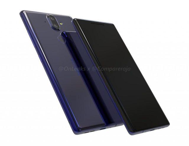 The Nokia 9 (Leak)