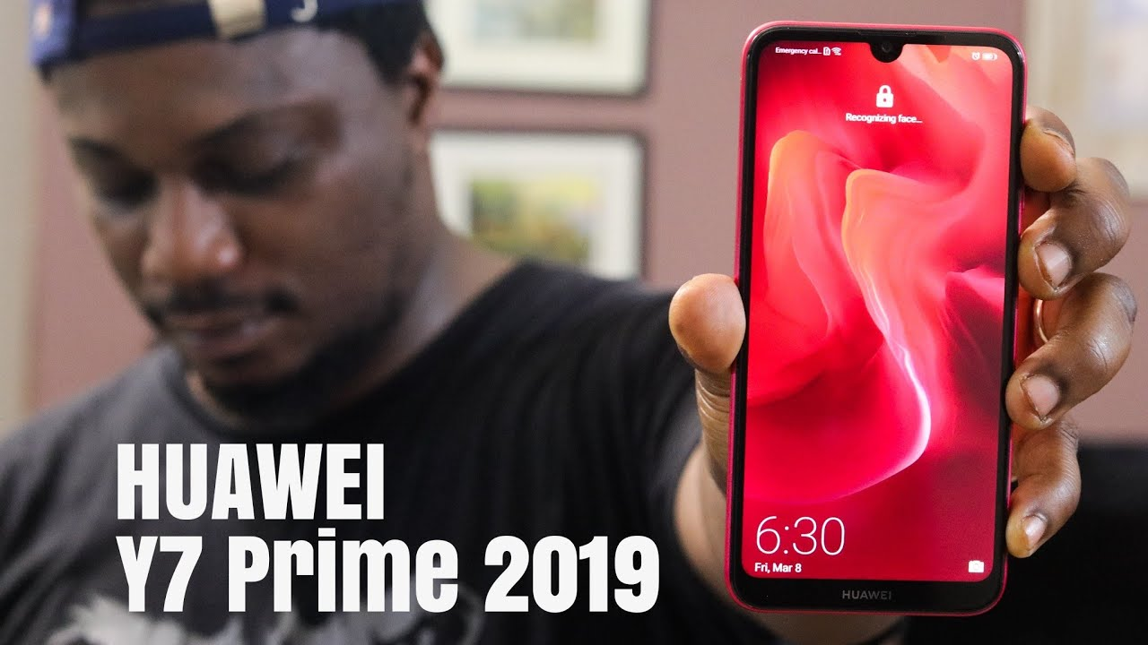 Huawei Y7 Prime 2019 unboxing and First Thoughts | TechBukka