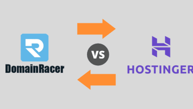 Photo of DomainRacer vs Hostinger (Top Features Based Comparison)