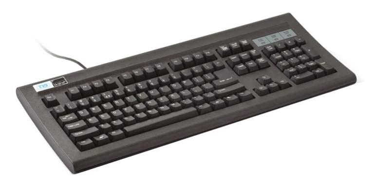 tvs bharat gold keyboard
