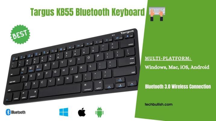 targus kb55 review bluetooth keyboard