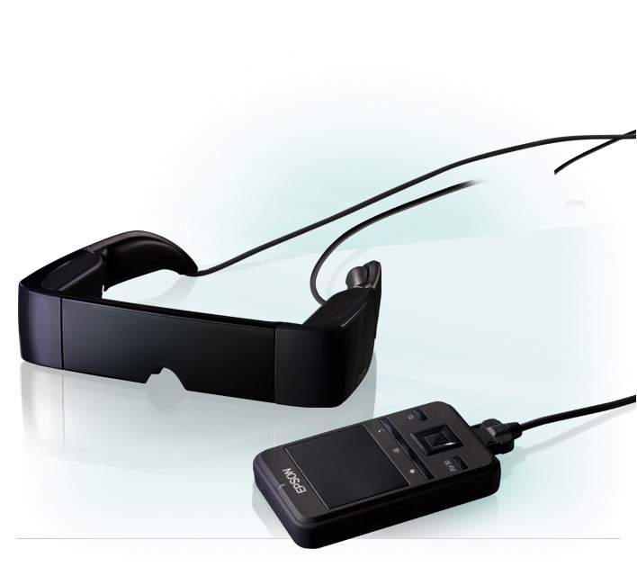 Epson Announces First Android Based Wearable Display